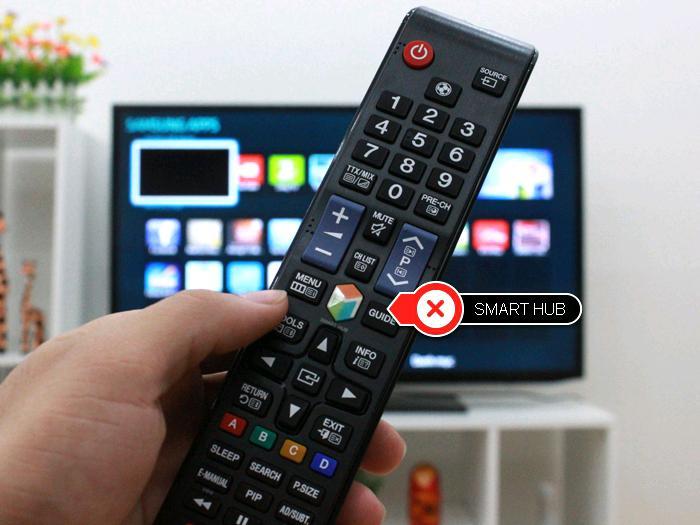 Hướng dẫn cách cài đặt lại youtube trên tivi Samsung